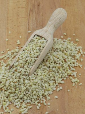 Peanut Granules for wild bird feeding.