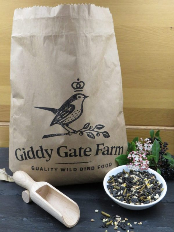 , for feeding wild birds. packaged in recyclable paper bagSuper INsect Mix