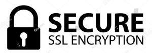 Secure SSL encryption badge