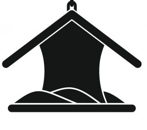Icon bird table