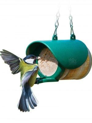 Flutter Butter Feeder. For feeding salt fre peanut butter to wild birds