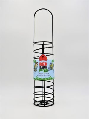 red barn deluxe fat ball feeder