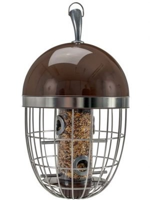 National Trust Seed feeder from the Nuttery. For wild bird feeding squirrel proof feeder